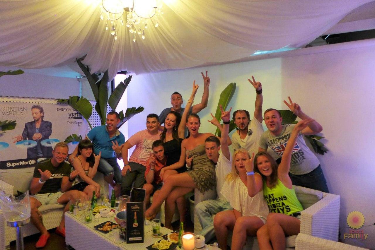 Фото с вечеринок 15 фотография