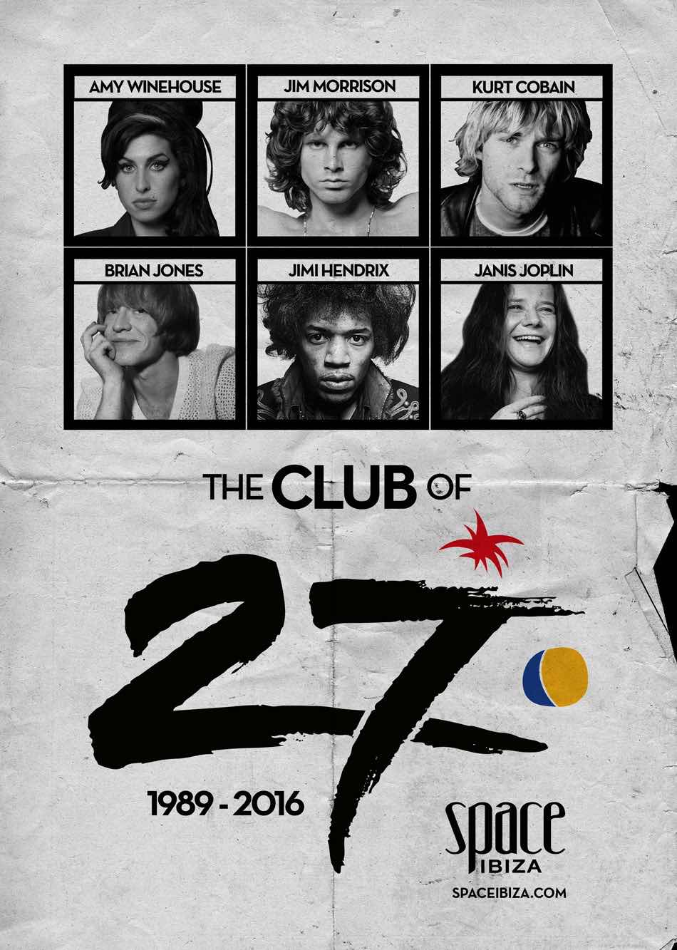 THE CLUB OF 27