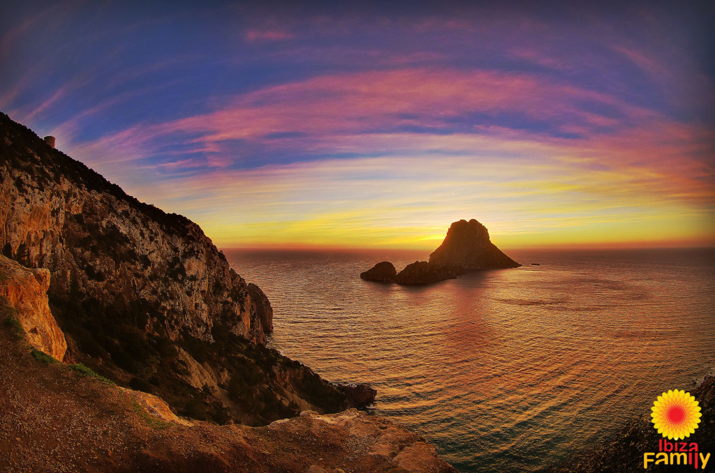 Nature Es Vedra Sunset
